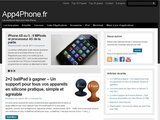 Actualité iPhone, Ipad, Appstore