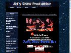 art'y show production - agent artistique