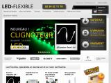 bande led flexible et neon led flexible
