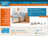Boutique senior de maintien à domicile