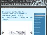 Cours de self defense à Villeneuve d'ascq