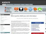 Développement de solutions open source, formation et maintenance Linux
