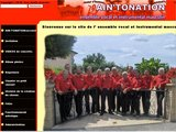 Ensemble instrumental et vocal, chorale, dans l'Ain