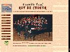 Ensemble Vocal Roy De Choeur
