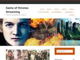Episode en streaming et actualité Game of Thrones