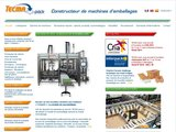 Fabrication de Machines d'emballages, solutions de conditionnement