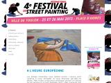 Festival International de Street Painting de Toulon (83)