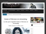Game of thrones en streaming