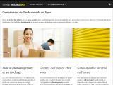 Garde meuble annuaire immobilier location vacances for Demenagement garde meuble