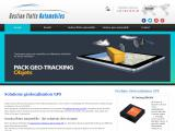 Gestion parc automobile par tracking GPS