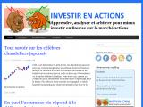 Guide de l'investissement en bourse
