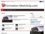Initiation et formation à SketchUp