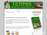 Le guide pratique du tennis