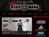 Le site de l'association Sud Krav Maga