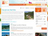 les villages vacances en France