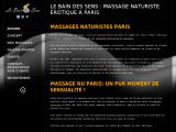 Massage naturiste Paris 17e