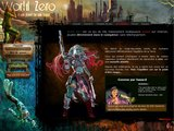 MMORPG Futuriste, World Zero