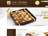 Pâtisserie orientale raffinées
