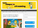 Regarder les Simpsons en streaming