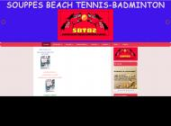Souppes Beach Tennis Badminton