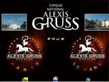 spectacle de cirque d'Alexis Gruss