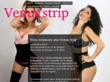 Spectacle de strip-tease à Lyon