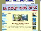 Stages d'initiations aquarelle bourgogne - LA COUR DES ARTS