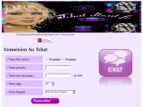 Tchat webcam avec webradio
