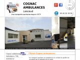 Transport en ambulance, Cognac (16)