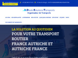 Transport routier Alsace France et Europe