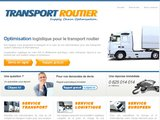 Transport routier national et international