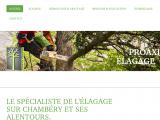 travaux forestiers, élagage Chambéry