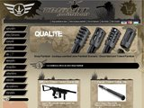 Tridentpaintball : Boutique paintball et paintball scenario