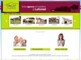 Vente immobilier Lforest (62)