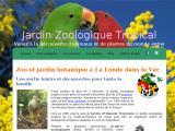 Sports et loisirs loisirs parcs loisirs for Jardin zoologique tropical