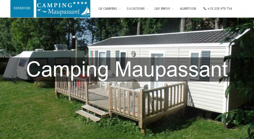 Camping Maupassant