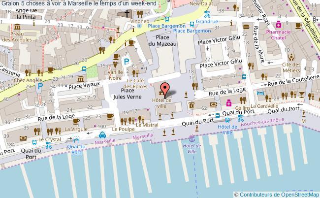 plan 5 Choses à Voir à Marseille Le Temps D'un Week-end
