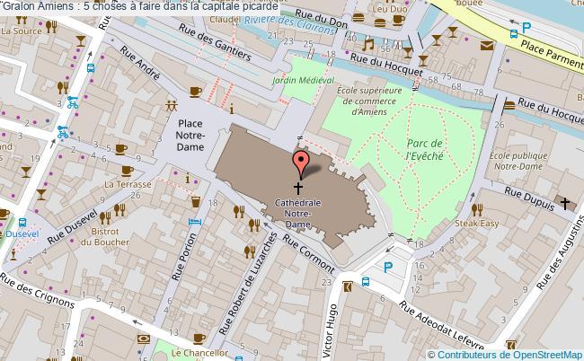 plan Amiens : 5 Choses à Faire Dans La Capitale Picarde