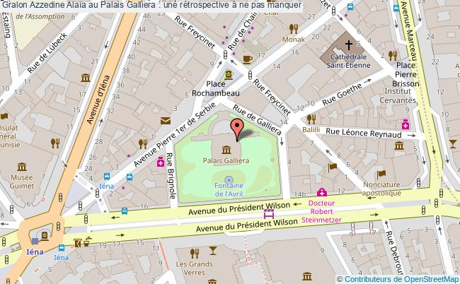 plan Azzedine Alaïa Au Palais Galliera : Une Rétrospective à Ne Pas Manquer