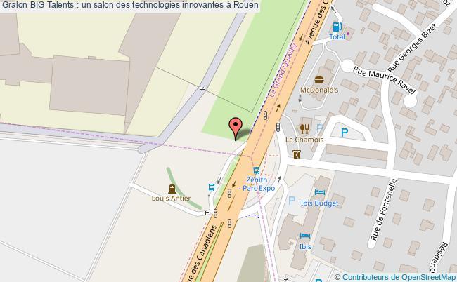 plan Big Talents : Un Salon Des Technologies Innovantes à Rouen