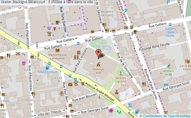 plan Boulogne Billancourt : 5 Choses à Faire Dans La Ville