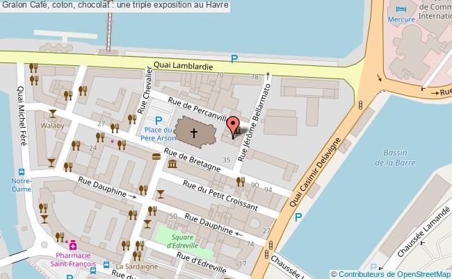 plan Café, Coton, Chocolat : Une Triple Exposition Au Havre