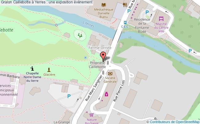 plan Caillebotte à Yerres : Une Exposition événement