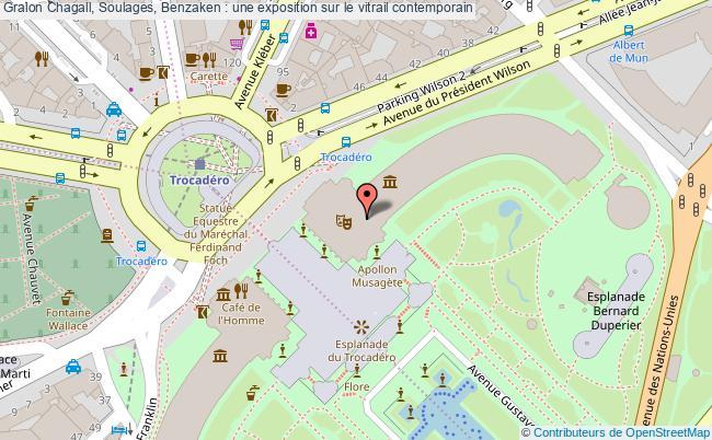 plan Chagall, Soulages, Benzaken : Une Exposition Sur Le Vitrail Contemporain