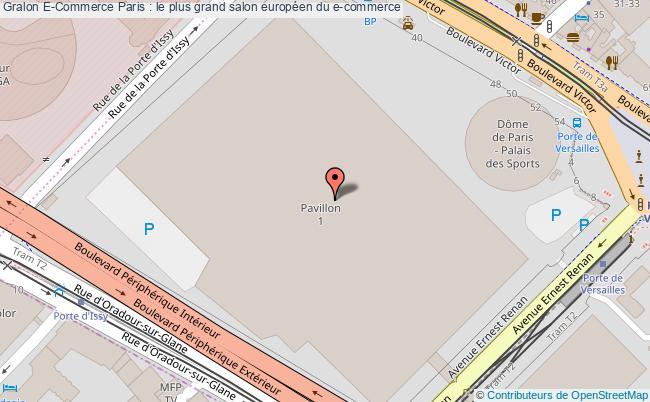 plan E-commerce Paris : Le Plus Grand Salon Européen Du E-commerce