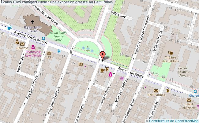 plan Elles Changent L'inde : Une Exposition Gratuite Au Petit Palais