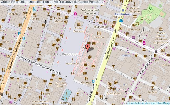 plan En Attente : Une Exposition De Valérie Jouve Au Centre Pompidou