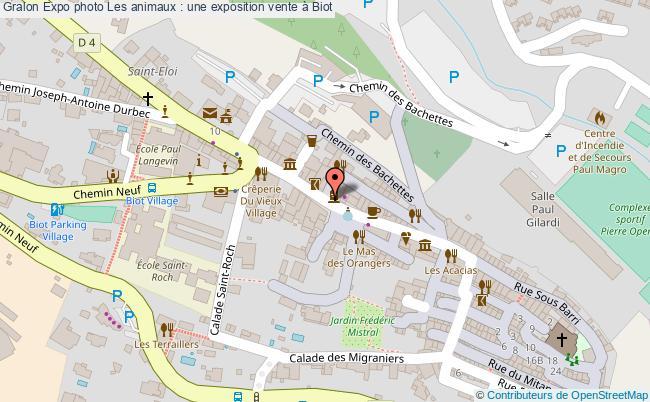 plan Expo Photo Les Animaux : Une Exposition Vente à Biot