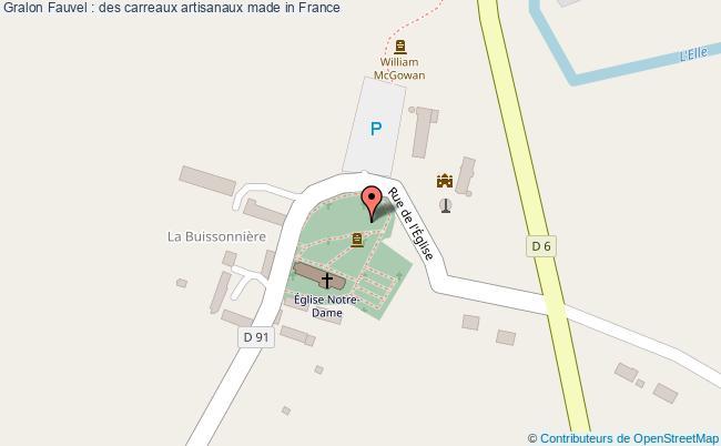 plan Fauvel : Des Carreaux Artisanaux Made In France