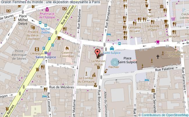 plan Femmes Du Monde : Une Exposition Dépaysante à Paris